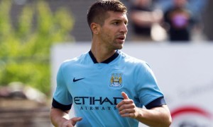 Matija Nastasic Manchester City