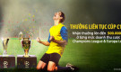 Đặt cược Champions League & Europa League cùng Dafabet Thể thao