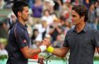 Novak Djokovic cho rằng Roger Federer là tay vợt thông minh nhất TG