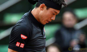 Kei-Nishikori-French-Open