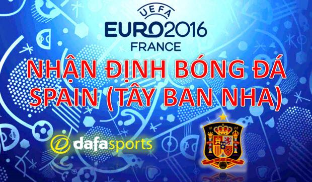 Kèo bóng đá Euro 2016: Nhận định cơ hội ĐT Tây Ban Nha