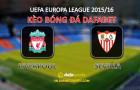 Kèo bóng đá [Chung kết Europa League] Liverpool vs Sevilla