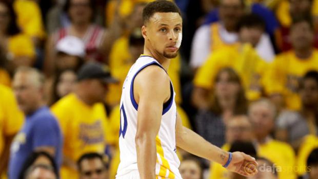 NBA: Steph Curry rút lui khỏi Olympic