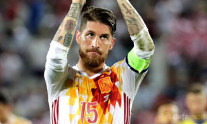 """Sergio Ramos: Tây Ban Nha sẵn sàng """"khiêu vũ"""" với Italy"""