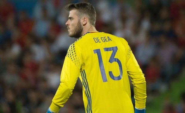 Euro 2016: Ngôi sao của Tây Ban Nha – David De Gea