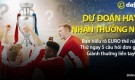 EURO 2016: Dự đoán hay – Nhận thưởng ngay!