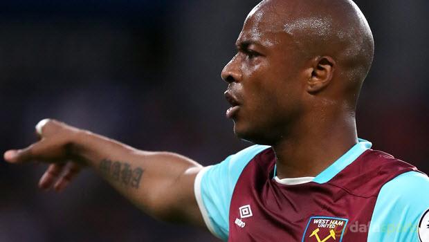 West Ham thất vọng khi Ayew dính chấn thương