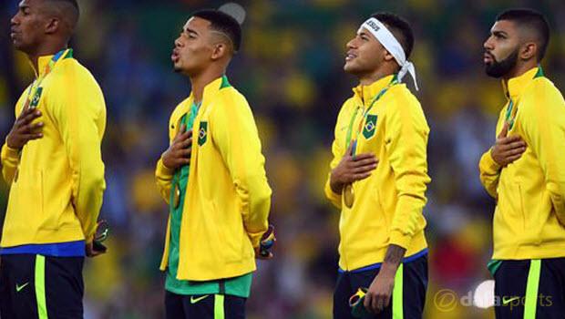 Trả thù là không có trong kế hoạch của Brazil