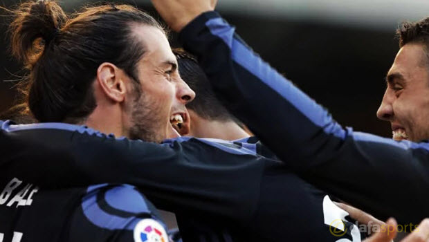 Real thắng nhàn, Bale phá kỷ lục tại CLB