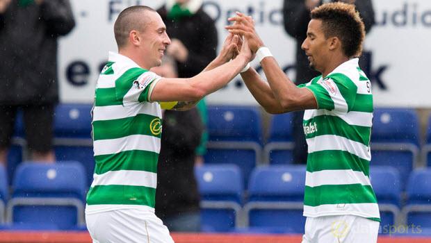 Sinclair tràn đầy tự tin cùng Celtic tại giải VĐQG Scotland