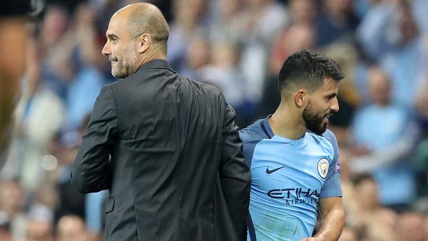Guardiola ca ngợi bộ đôi tiền đạo của Man City