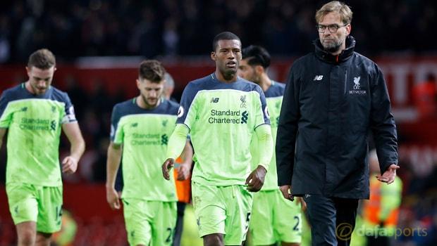 Klopp: Liverpool đã chơi tốt tại Old Trafford