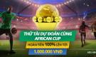 Thử tài Dự đoán cùng African Cup 2017