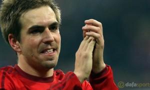 Bayern bất ngờ với quyết định của Philipp Lahm