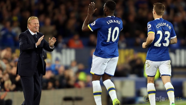 Ronald Koeman: Everton sẽ quyết giữ chân Lukaku