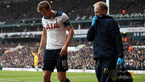 Tin vui cho Tottenham: Chấn thương của Kane không nặng lắm
