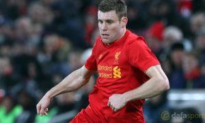 Milner mơ về chức vô địch Champions League cùng Liverpool