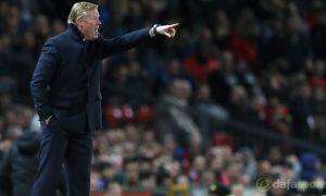 Koeman: Everton sẽ tăng cường lực lượng ở hàng công