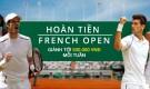 Pháp Mở Rộng 2017 – Khuyến mãi Tennis từ Dafabet