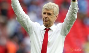 Các cầu thủ Arsenal vững tin khi Wenger quyết định ở lại