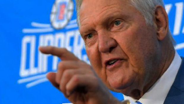 Jerry West sẵn sàng giúp Clippers