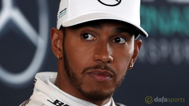 Tay đua Lewis Hamilton duy trì thách thức cho danh hiệu