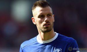 Schneiderlin đặt quyết tâm Top 4 NHA cùng Everton