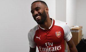 Lacazette đặt mục tiêu vô địch cùng Arsenal