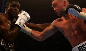 Boxing: Josh Taylor chuyển sự chú ý sang võ sĩ Ricky Burns