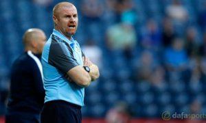 Burnley-manager-Sean-Dyche-Dyche muốn tăng cường tân binh cho Burnley