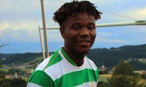 Kundai Benyu sẽ chiến đấu cho 1 vị trí chính thức tại Celtic