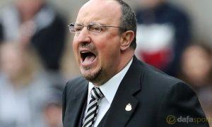Benitez đang thất vọng hết sức về phong cách chuyển nhượng của Newcastle