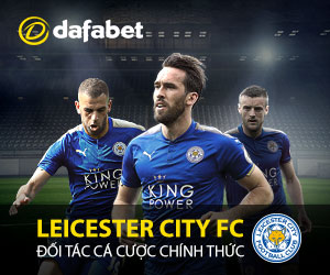 LEICESTER FC OFFICIAL BETTING PARTNER