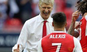 Wenger: Sự trở lại của Sanchez rất đáng mừng