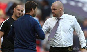 Dyche: Burnley đang chơi tốt tại Premier League 2017/18