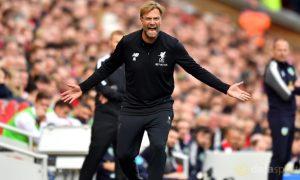 Jurgen Klopp thất vọng với màn thể hiện của Liverpool