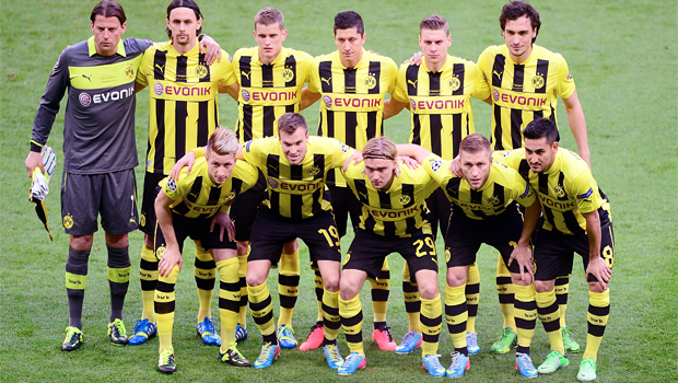 Borussia-Dortmund-on-Bundesliga-v-Augsburg