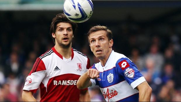 Middlesbrough-v-Queens-Park-Rangers