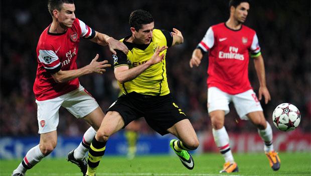 Arsenal-v-Borussia-Dortmund-Champions-League