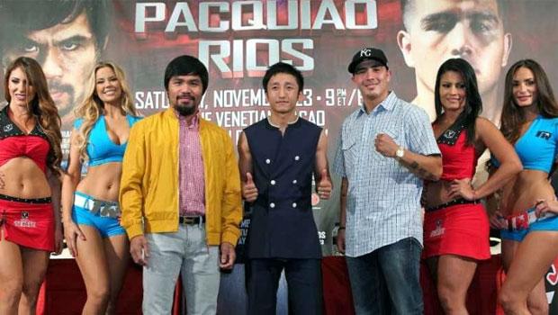 Boxing-Manny-Pacquiao-v-Brandon-Rios