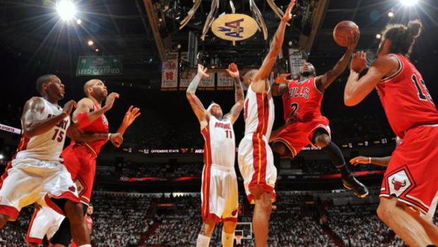 Miami-Heat-v-Chicago-Bulls