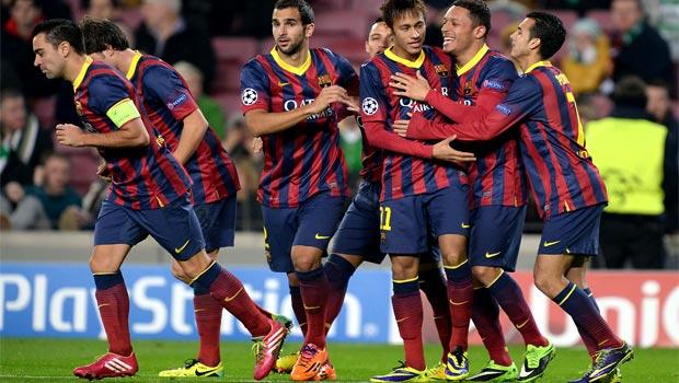 Barcelona-v-Villarreal