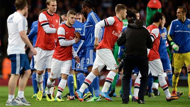 Chelsea-v-Arsenal