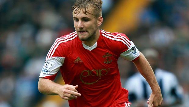 Luke-Shaw-Southampton-star