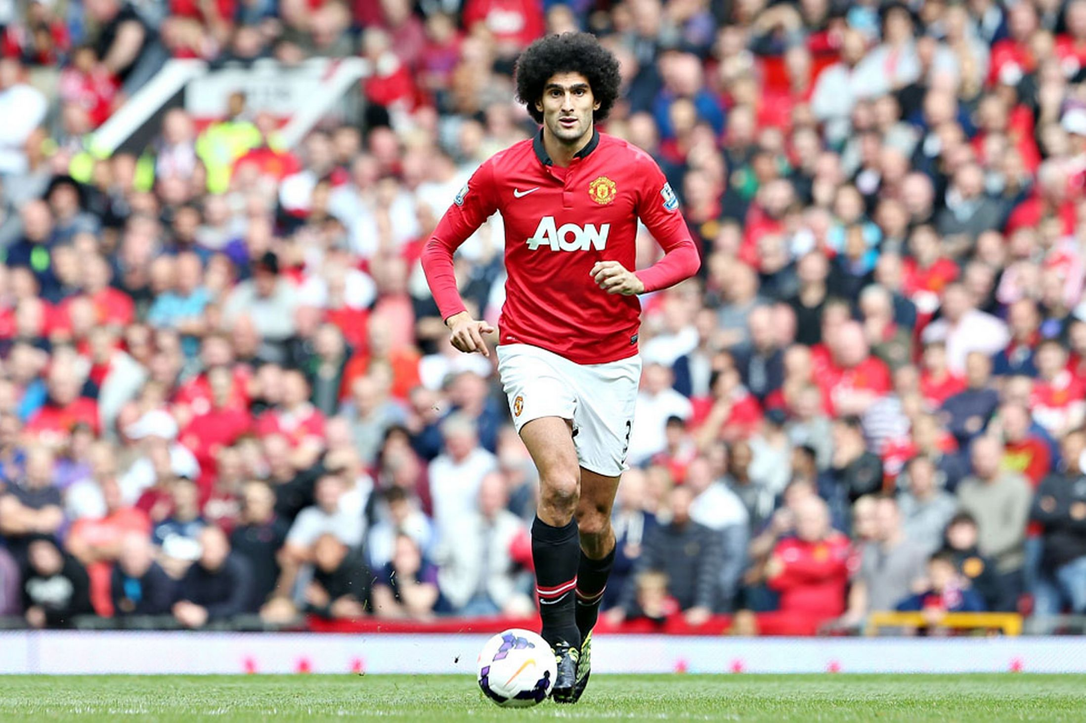 Manchester-United-Marouane Fellaini