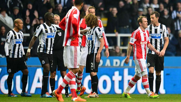 Newcastle-Stoke-City