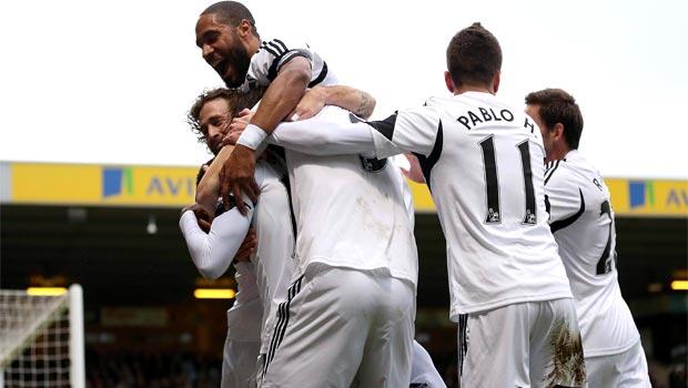 Swansea-v-Everton