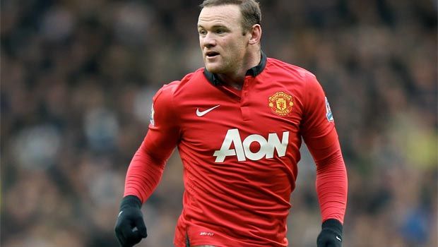 Wayne-Rooney-Manchester-United-striker