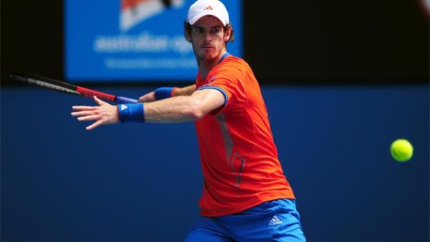 Andy-Murray-v-Vincent-Millot-australian-open