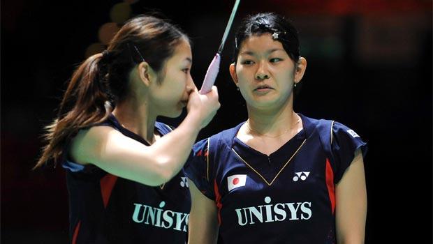 Ayaka Takahashi-Misaki Matsutomo-Japan-badminton